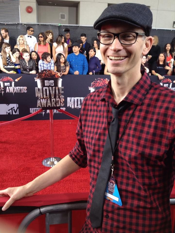 Ready for red carpet madness at the 2014 MTV Movie Awards.